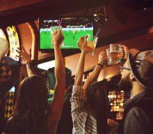 Public Viewing Fussball EM