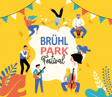 Brühlpark Festival im Juli